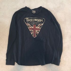Other - Lucky Brand Triumph shirt